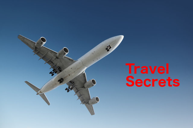Plane Travel Secrets